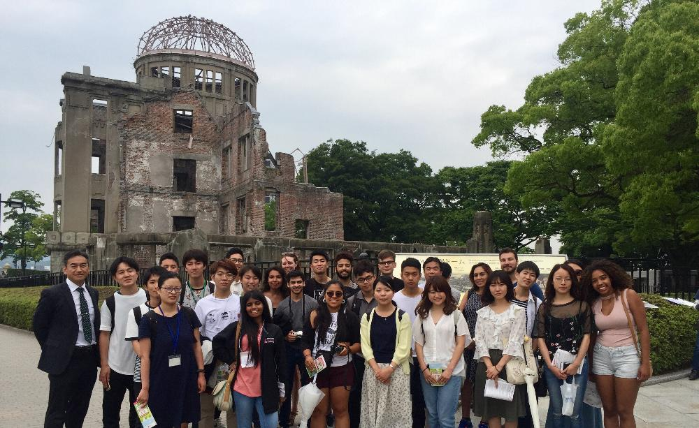 Excursion - Hiroshima